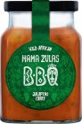 Mama Zula BBQ Sauce Jalapeno Curry 320ml