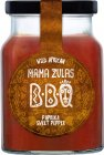 Mama Zula BBQ Sauce Paprika Sweet Pepper 320ml