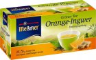 Meßmer Grüner Tee Orange-Ingwer 25Bt 44g