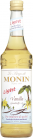 Monin Sirup Vanille Light zuckerfrei 0,7l