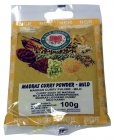 NGR Products Madras Currypulver mild 100g