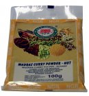 NGR Products Madras Currypulver scharf 100g