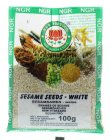 NGR Products Sesamsaat weiss 100g
