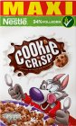 Nestlé Cookie Crisp Maxi Pack Cerealien 625g