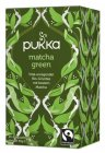 Pukka Bio Tee Matcha Green 20Bt/30g, Fairtrade
