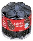 Red Band Lakritz-Smile Lakritztaler 100St/1180g