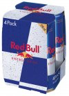 Red Bull Energy Drink 4x0,25l/1St