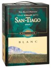 San-Tiago Blanc Weißwein 12,5% vol Bag-in-Box 3,0l