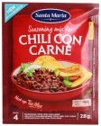 Santa Maria Seasoning mix for Chili Con Carne Würzmischung 28g