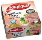 Saupiquet Thunfisch-Filets in Olivenöl 185g/130g