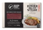 Silver Fern Farms Rinder Ribeye Steak aus Neuseeland TK 200g