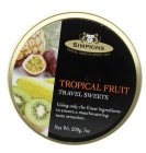 Simpkins Drops Tropical Fruit 200g