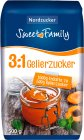 Sweet Family Nordzucker Gelierzucker 3:1 500g