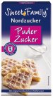 Sweet Family Nordzucker Puderzucker 250g