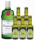 Tanqueray Gin & Fentimans Tonic Set 47,3% Vol. 6-teilig/1St