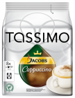 Tassimo Jacobs Cappuccino 8St