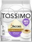 Tassimo Jacobs Cappuccino Choco 8St/208g