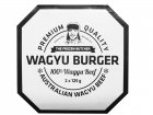 The Frozen Butcher Wagyu Beef Burger-Patties TK 2x125g/250g