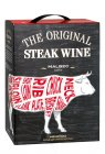 The Original Steak Wine Malbec Rotwein 13,5% vol Bag-in-Box 3,0l
