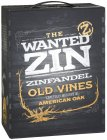 The Wanted Zin Zinfandel Old Vines trocken Bag In Box 14,5% Vol. 3,0l