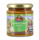 Truly Indian Madras Currypaste mild Würzpaste 200g