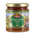 Truly Indian Madras Currypaste scharf Würzpaste 200g