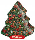 Walkers Christmas Trees Buttergebäck 225g