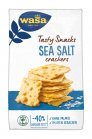 Wasa Delicate Thin Crackers Sea Salt 180g