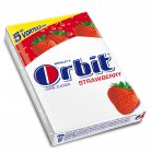 Wrigley's Orbit Strawberry Kaugummi 5x5-Pack 1St