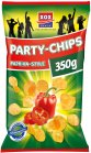 XOX Party Chips Kartoffelchips mit Paprikagewürz 350g