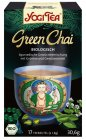 Yogi Tea Bio Green Chai 30,6g 17Bt