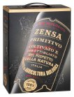Zensa Bio Primitivo IGT Rotwein trocken Bag-in-Box 13,5% Vol. 3l