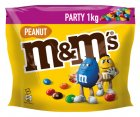 m&m's Peanut Schokoerdnüsse im Party Pack 1kg